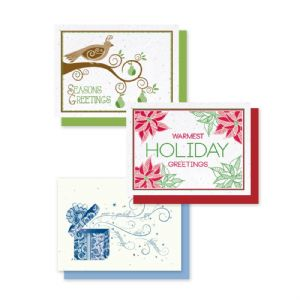 GROW-A-NOTE® Holiday Cards