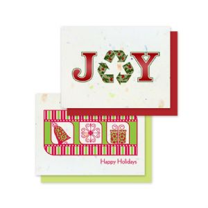 100% Junk Mail Holiday Cards
