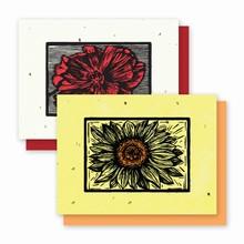 Woodcut Letterpress Series