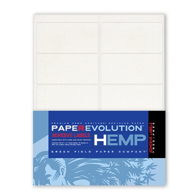 Hemp Heritage® Adhesive Labels