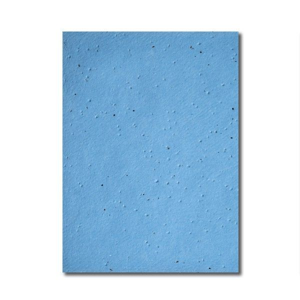 Grow-a-Note® Sheet Blue Marble