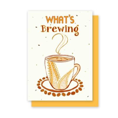 Java What's Brewing