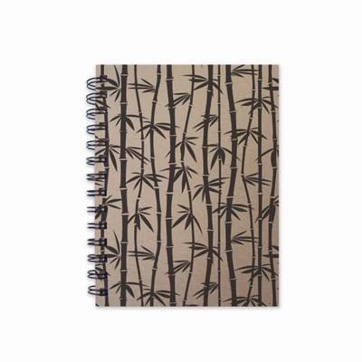 Hemp Heritage® Letterpress Journal, Bamboo