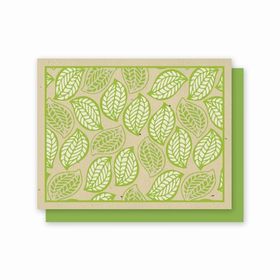 Grow-A-Note® All Occasion Leaves