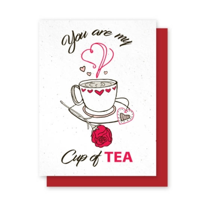 Grow-A-Note®  You are my Cup of Tea