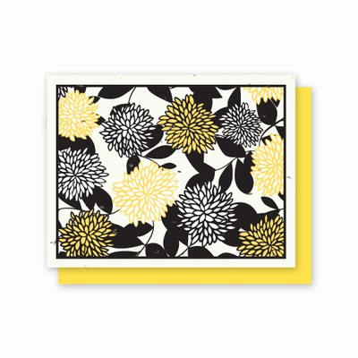Grow-A-Note® All Occasion Chrysanthemum