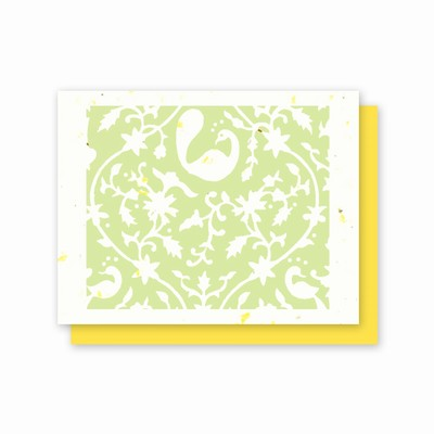 Grow-A-Note® All Occasion Speckled Yellow