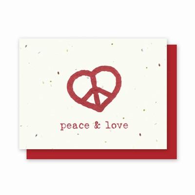 Grow-A-Note® Peace & Love