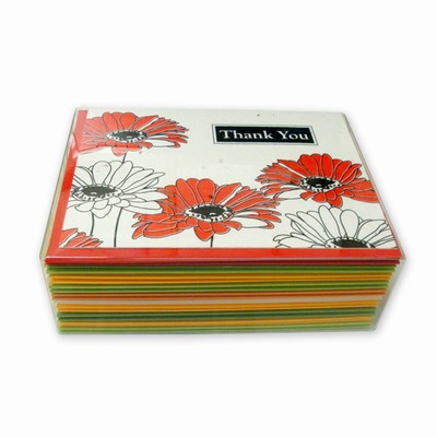 Grow-A-Note® A2 20-Card Thank You & All Occasion Variety Pack