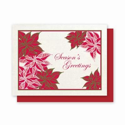 Hemp Heritage® Holiday Poinsettias