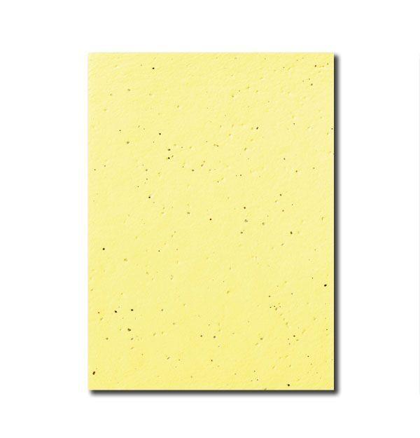 Grow-a-Note® Sheet Yellow