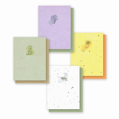 Grow-A-Note® Garden Variety Card Pack