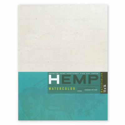Hemp Heritage® Watercolor Paper Art Pack, Large 11