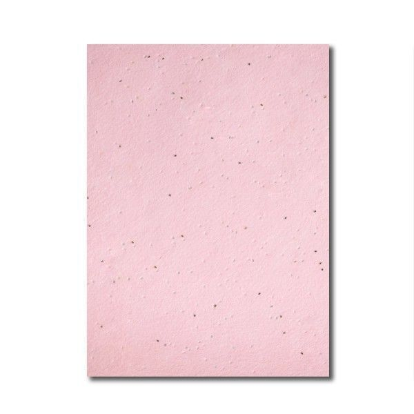 Grow-a-Note® Sheet Pretty Pink