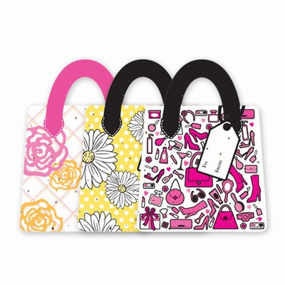 Gift & Grow Purse Gift Card Holder Variety 3 Pack E