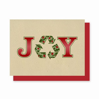 Grow-A-Note® Recycled Joy