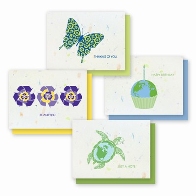 100% Junk Mail® Recycle Earth Variety Pack