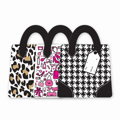 Gift & Grow Purse Gift Card Holder Variety 3 Pack C