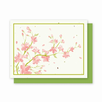 Grow-a-Note® Cherry Blossom