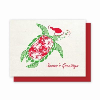 Hemp Heritage® Holiday Turtle