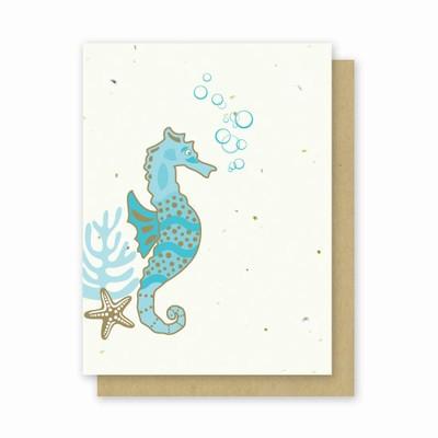 Grow-a-Note® Seahorse