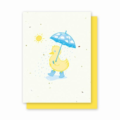 Grow-a-Note® Rainy Day Duck