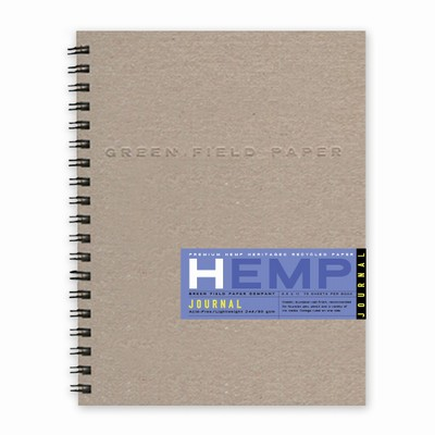 Hemp Heritage® Journal Book, Large