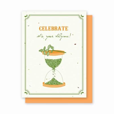 Celebrate Thyme