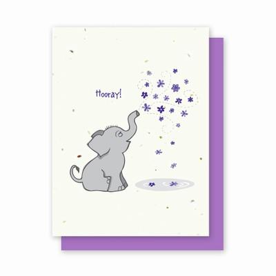 Grow-a-Note® Hooray Elephant