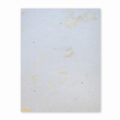PaperEvolution® Handmade Sheet- Gilroy Garlic, Lavender