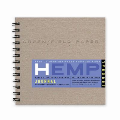 Hemp Heritage® Journal Book, Medium