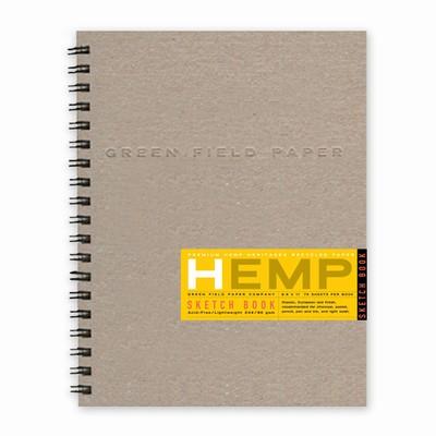 Hemp Heritage® Sketch Book, Large