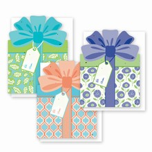 Gift & Grow Present Gift Card Holder Variety Pack