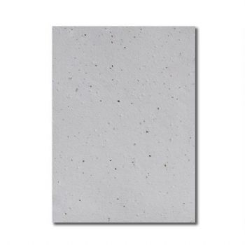 Grow-a-Note® Sheet Red and Gray Specks