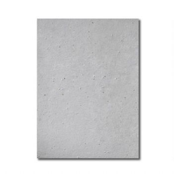 Grow-a-Note® Sheet Slate Grey