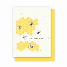 Grow-a-Note® Just Bee-cause