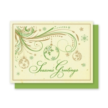 Grow-A-Note® Ornament Swirl