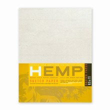 Hemp Heritage® Sketch Paper Art Pack, Medium 8.5