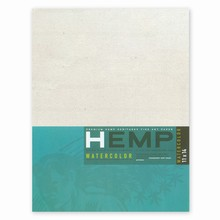 Hemp Heritage® Watercolor Paper Art Pack, Large 11