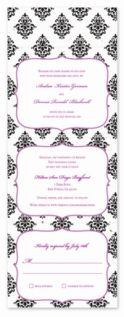 All-In-One Damask