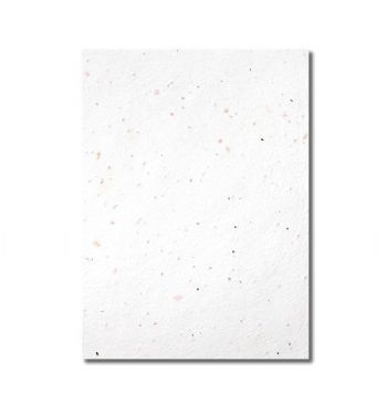 Grow-a-Note® Sheet Speckled Orange