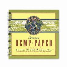 Hemp Heritage® Sketch and Drawing Book, Medium