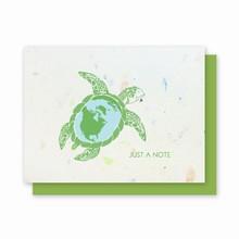 100% Junk Mail® Earth Sea Turtle