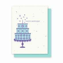 Grow-a-Note® Birthday Cake