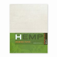 Hemp Heritage® Drawing Paper Art Pack, Medium 8.5