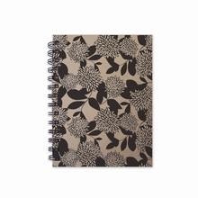 Hemp Heritage® Letterpress Journal, Chrysanthemum