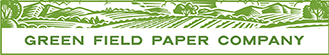 Green Field Paper Company - Handmade Paper
